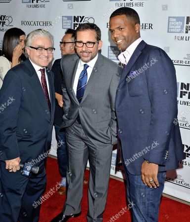 Editorial image of 'Foxcatcher' film premiere at The 52nd New York Film Festival, America - 10 Oct 2014