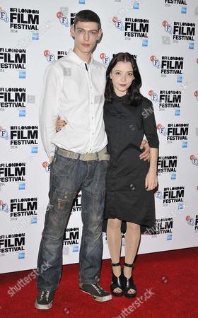 Liam Walpole and Marama Corlett