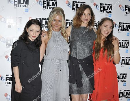 Editorial image of 'The Goob' film premiere, 58th BFI London Film Festival, London, Britain - 10 Oct 2014