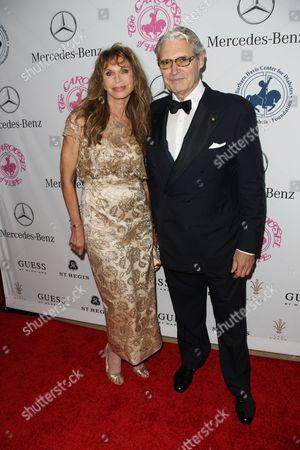 Michael Nouri and Ann Turkel