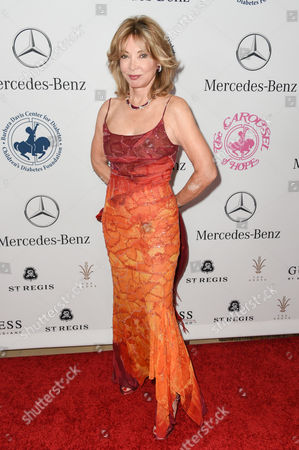 Editorial photo of Carousel of Hope Ball, Benefitting the Barbara Davis Center for Childhood Diabetes, Los Angeles, America - 11 Oct 2014