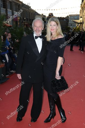 Michael Radford and his wife