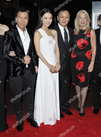 Editorial photo of 'Kung Fu Jungle' film screening, 58th BFI London Film Festival, London, Britain - 12 Oct 2014
