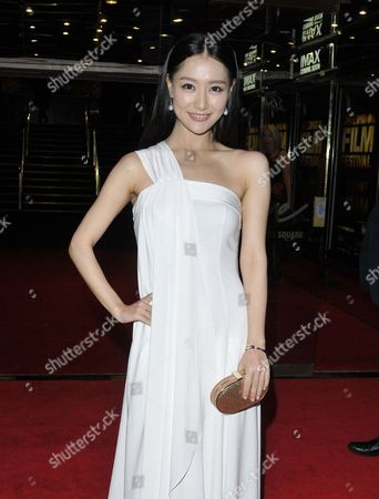 Stock Photo of Michelle Bai