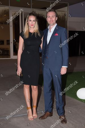 Philippe Cousteau and his wife Ashlan Gorse