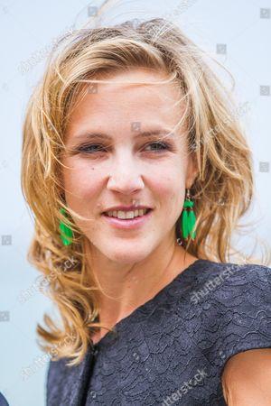 Jury member Marie Kremer