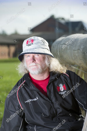 Gloucester Rugby Head Coach Laurie Fisher
