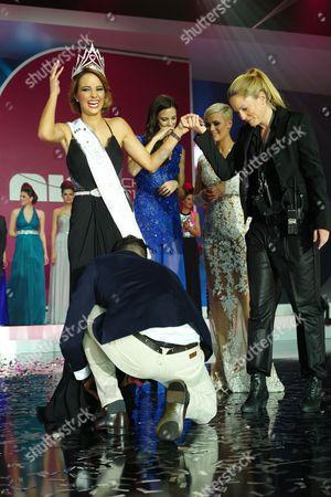 Miss Switzerland 2014 Laetitia Guarino
