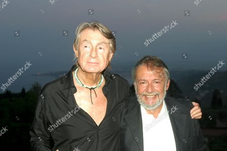 JOEL SCHUMACHER AND FELICE LAUDADIO