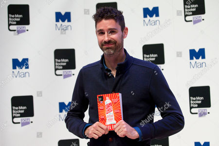 Editorial picture of The Man Booker Prize, London, Britain - 13 Oct 2014
