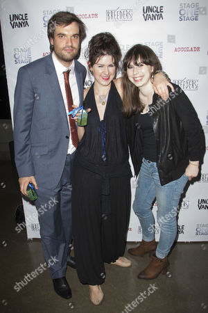 Editorial photo of 'Uncle Vanya' theatre play after party, London, Britain - 13 Oct 2014