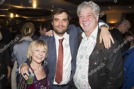 Stock Picture of Sheila Reid, Russell Bolam (Director) and Matthew Kelly