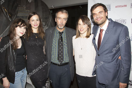 Editorial picture of 'Uncle Vanya' theatre play after party, London, Britain - 13 Oct 2014
