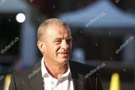 State Prosecutor Gerrie Nel arrives at the Pretoria High Court