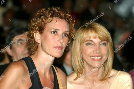 Editorial picture of 2003 TAORMINA FILM FESTIVAL,  THE 'NASTRI D'ARGENTO', ITALY - 15 JUN 2003