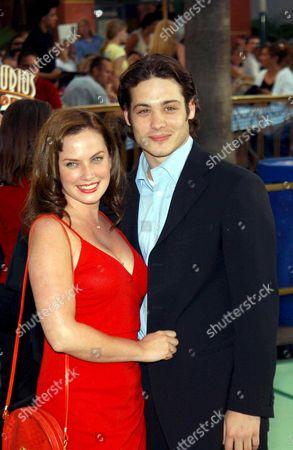 MIKE ERWIN AND JOANNA PENSINGER