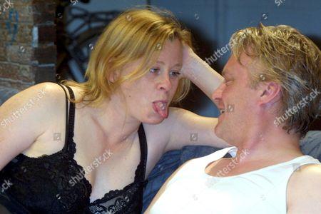 Jane Hazelgrove and David Hounslow