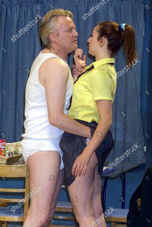 David Hounslow and Sarah Cattle