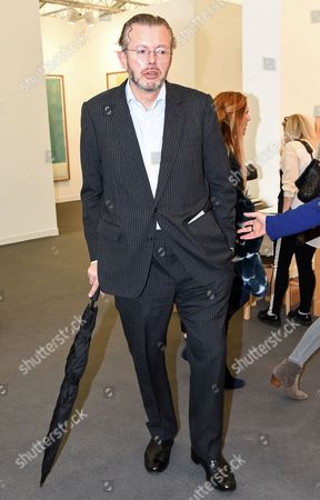 Editorial picture of Frieze Art Fair preview day, Frieze London, Britain - 14 Oct 2014