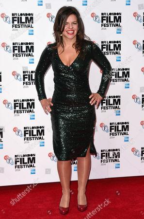 Editorial picture of 'Silent Storm' film premiere, 58th BFI London Film Festival, London, Britain - 14 Oct 2014