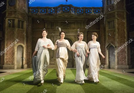 Editorial photo of 'Love's Labour's Lost' Play performed at the Royal Shakespeare Company, Stratford upon Avon, Britain, Britain - 14 Oct 2014