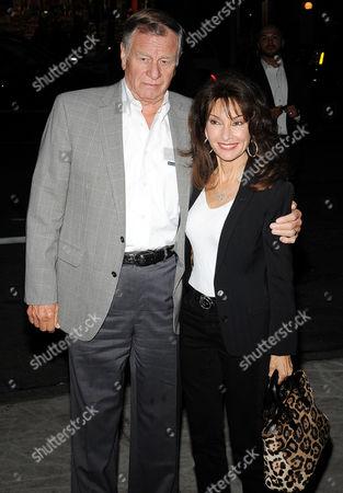 Helmut Huber, Susan Lucci