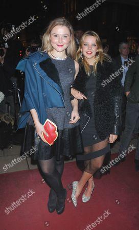Amber Atherton and Greta Bellamancini
