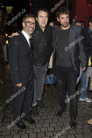 Editorial picture of 'The Infidel - The Musical' press night, London, Britain - 15 Oct 2014