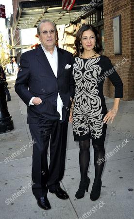 Danny Aiello and Sandy Cohen