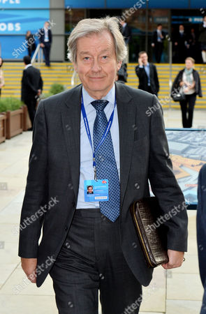 Stephen Dorrell. - Conservative Party Conference At Manchester Central Greater Manchester.