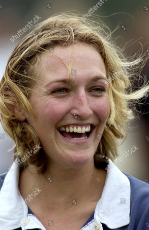 Editorial image of ROYALS AT BEAUFORT POLO, GLOUCESTERSHIRE, BRITAIN - 22 JUN 2003