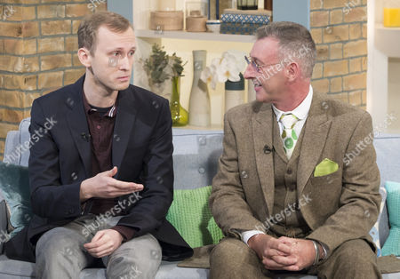 Mark Tilbrook and Colin Fry
