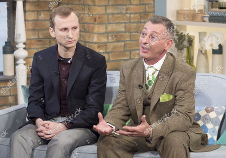 Stock Image of Mark Tilbrook and Colin Fry