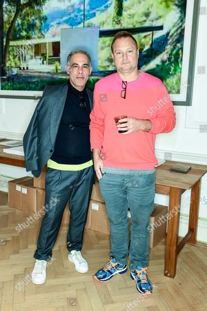 Editorial photo of System Magazine issue 4 'System' Launch Party, London, Britain - 16 Oct 2014