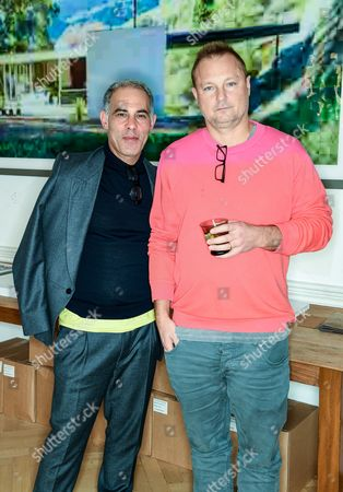 Editorial picture of System Magazine issue 4 'System' Launch Party, London, Britain - 16 Oct 2014