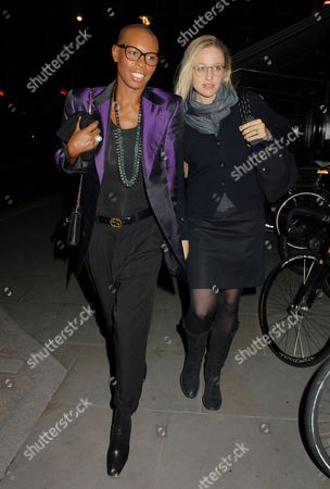 Editorial picture of Celebrities at the Chiltern Firehouse, London, Britain - 16 Oct 2014