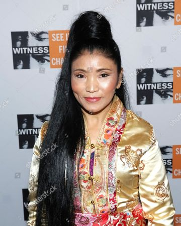 Stock Picture of Yungchen Lhamo