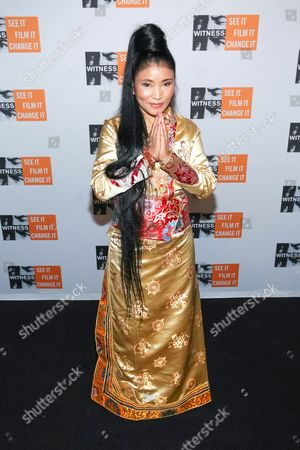 Stock Image of Yungchen Lhamo
