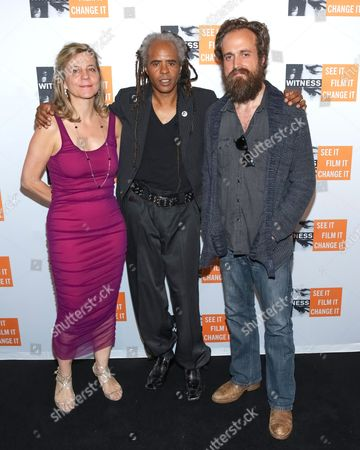 Editorial photo of Focus for Change Benefit, New York, America - 16 Oct 2014