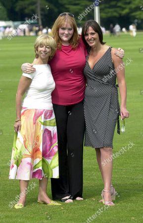 Helen Worth, Mikyla Dodd and Suranne Jones