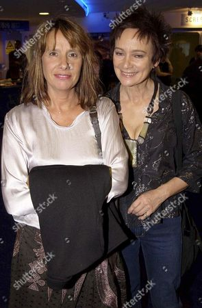GISELA GETTY AND FRANCESCA ANNIS