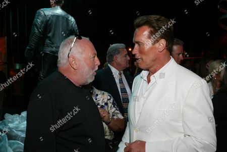 Andy Vajna  & Arnold Schwarzenegger