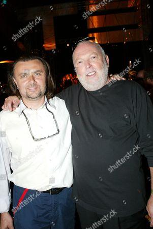 Gabor Csupo & Andy Vajna