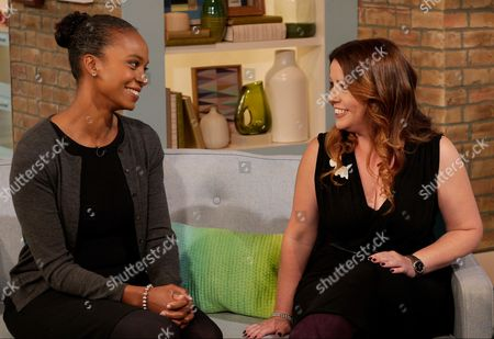 Editorial picture of 'This Morning' TV Programme, London, Britain. - 17 Oct 2014