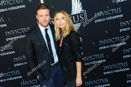 Nick Youngquest and Alexandra Golovanoff