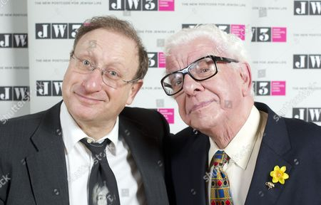 Stock Photo of Dan Patterson and Barry Cryer