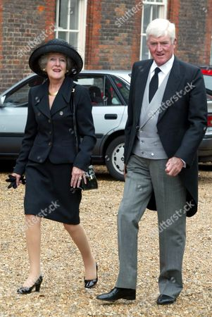 LORD AND LADY CECIL PARKINSON