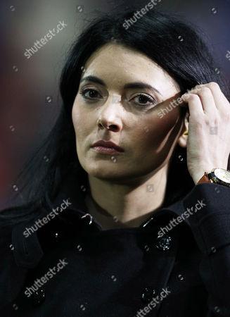 Natalie Sawyer of Sky Sports