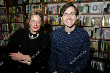 Deborah Levy and Stefan Tobler
