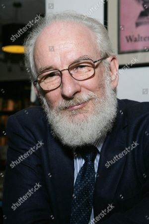 Editorial photo of David Crystal 'You Say Potato: A Book About Accents' book discussion, Oxford, Britain - 17 Oct 2014